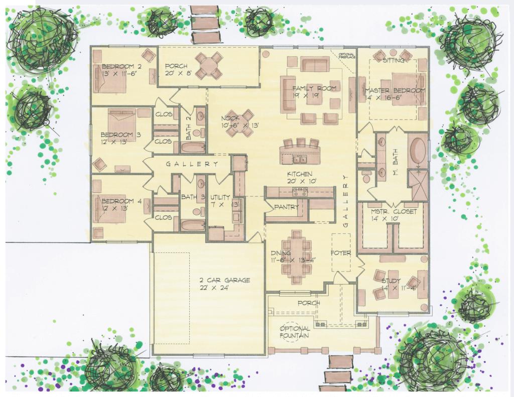 2827 Floor Plan-1